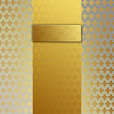 Oro caliente del damasco 3/talla 70 de Champán Fotos de archivo libres de regalías