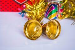 Oro de Bell Foto de archivo libre de regalías