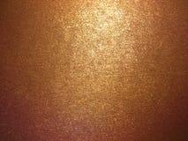 Oro del Brown Fotografia Stock Libera da Diritti