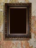 Oro del capítulo retro fotografía de archivo libre de regalías