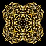 Oro del modelo Imagenes de archivo