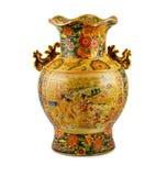 Oro del vaso della lombata Immagine Stock