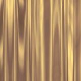 Oro di seta Fotografie Stock