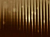 Oro en fondo borroso oscuro Estilo de lujo libre illustration