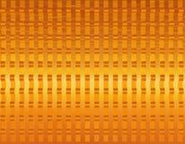 Oro fundido óptico Imagenes de archivo