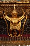 Oro Garuda Immagine Stock Libera da Diritti