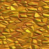 Oro grezzo illustrazione di stock