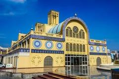 Oro Souk de Sharja foto de archivo