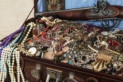Oro, tesoros ocultados Foto de archivo