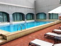 Oro Verde Hotel Pool Stock Image
