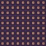 Oro viola Techno senza giunte Fotografia Stock