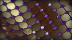 Oro y gemas ilustración del vector