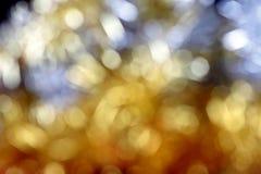 Oro y plata del fondo Imágenes de archivo libres de regalías