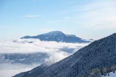 Orobie berg - Bergamo Royaltyfri Foto