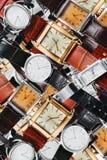 Orologi Fotografia Stock