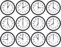 Orologi illustrazione di stock