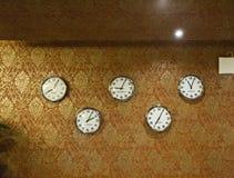 orologi fotografia stock libera da diritti