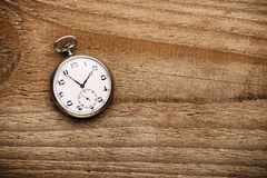 3 orologi da tasca Fotografie Stock Libere da Diritti