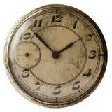 Orologi da tasca dell'annata del quadrante Fotografie Stock Libere da Diritti