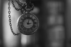 Orologi di stile di Londra Immagine Stock