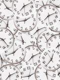 Orologi ed orologi Fotografia Stock