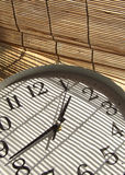 Orologi ed orologi Fotografia Stock Libera da Diritti