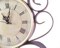 Orologio Immagine Stock Libera da Diritti