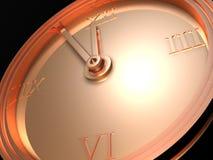 Orologio fotografie stock