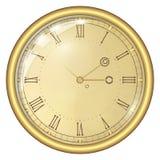 Orologio Analog Fotografia Stock Libera da Diritti