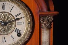 Orologio antico Fotografia Stock