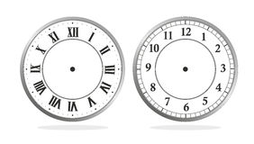 Orologio antico Royalty Illustrazione gratis