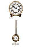 Orologio antico dell'annata Fotografie Stock