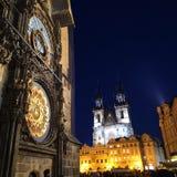 Orologio astronomico fotografia stock libera da diritti