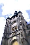 Orologio astronomico Praga, Repubblica ceca Fotografia Stock Libera da Diritti