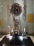 Orologio atomico fotografia stock libera da diritti