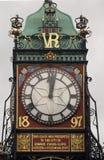 Orologio Chester di Eastgate Fotografia Stock