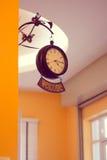 Orologio classico Fotografia Stock