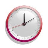 Orologio classico dell'ufficio Immagine Stock