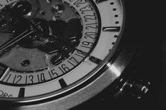 Orologio d'annata Immagini Stock