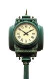 Orologio d'annata di stile Immagine Stock