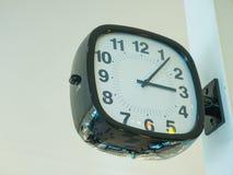 Orologio d'attaccatura Fotografie Stock Libere da Diritti