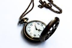 Orologio da tasca Fotografia Stock
