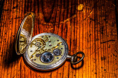 Orologio da tasca Fotografia Stock Libera da Diritti