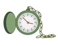 Orologio da tasca Immagini Stock
