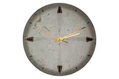 Orologio da tasca d'annata - quadrante soltanto Fotografia Stock Libera da Diritti