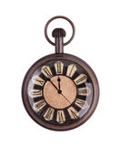 Orologio da tasca dell'annata Immagine Stock Libera da Diritti