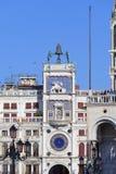 ` Orologio de vallon de Torre de tour d'horloge du ` s de St Mark sur Piazza San Marco, Venise, Italie Photo libre de droits