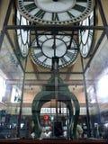 Orologio del traghetto Immagine Stock