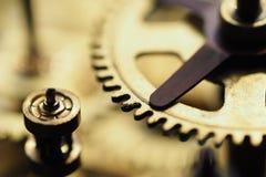 Orologio dell'ingranaggio Immagine Stock Libera da Diritti