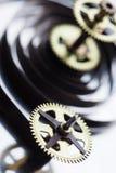 Orologio dell'ingranaggio Immagine Stock
